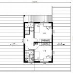 Funk 139 II korruse plaan