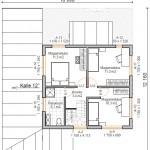 Mini 86 III, II korruse plaan