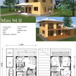 Mini 94 II flyer