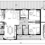 Modern 103 I korruse plaan