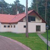 PUR-vahuga soojustatud maja